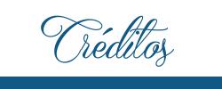 Botão Créditos