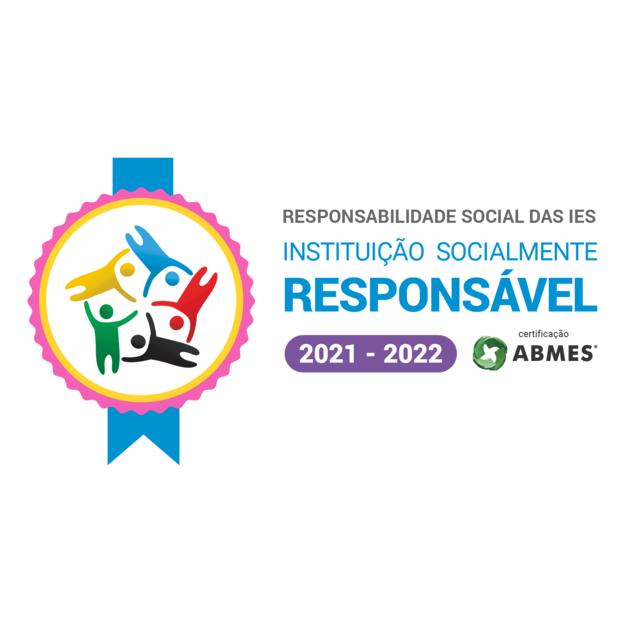 Selo Instituição Socialmente Responsável ABMES