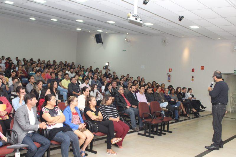Unifucamp Fucamp Sedia Palestra Motivacional Do Professor